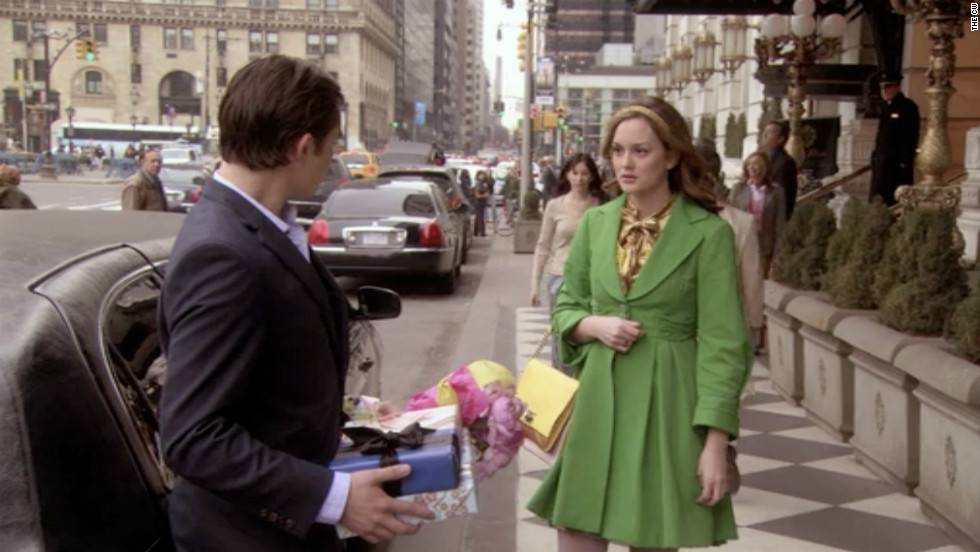 "Blair and Chuck went back and forth over whether they were or were not meant to be, and the saga finally paid off for fans at the end of the second season. Chuck returned the ""three words, eight letters"" that Blair had told him repeatedly: ""I love you."""