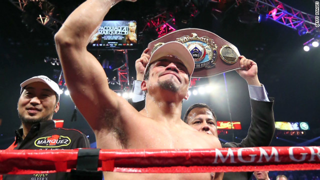 Juan Manuel Marquez denies drug use