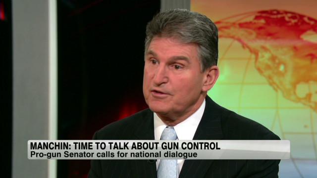 U.S. senator rethinking gun laws