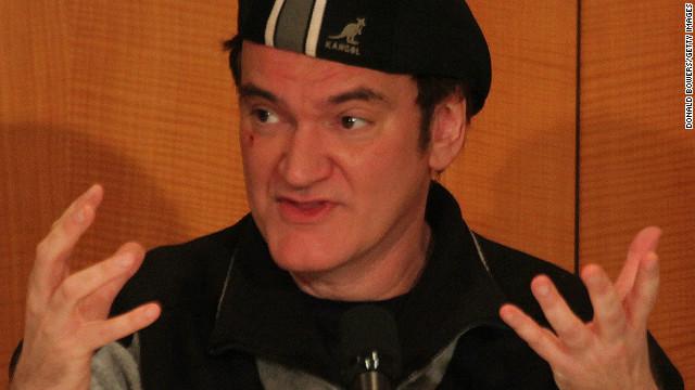 Tarantino: Don't blame screen violence