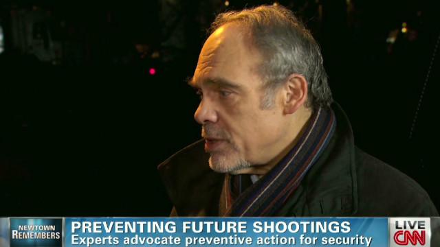 Preventing future shootings
