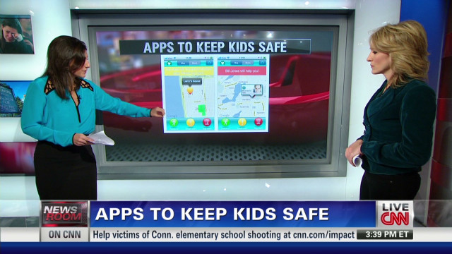 2012: Emergency apps for families