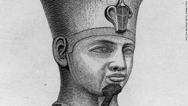 King Ramesses III of Egypt reigned from about 1187 until 1156 BC , but his death has been shrouded in mystery.