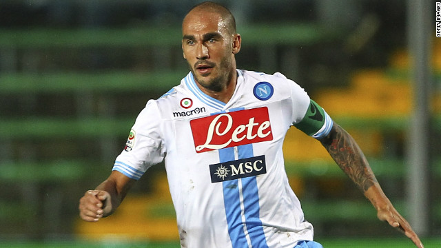 Napoli captain Paolo Cannavaro is appealing a six-month ban for failing to report a match-fixing approach