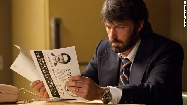 (File photo) Argo tells the story of a rescue of U.S. diplomats from revolutionary Iran.