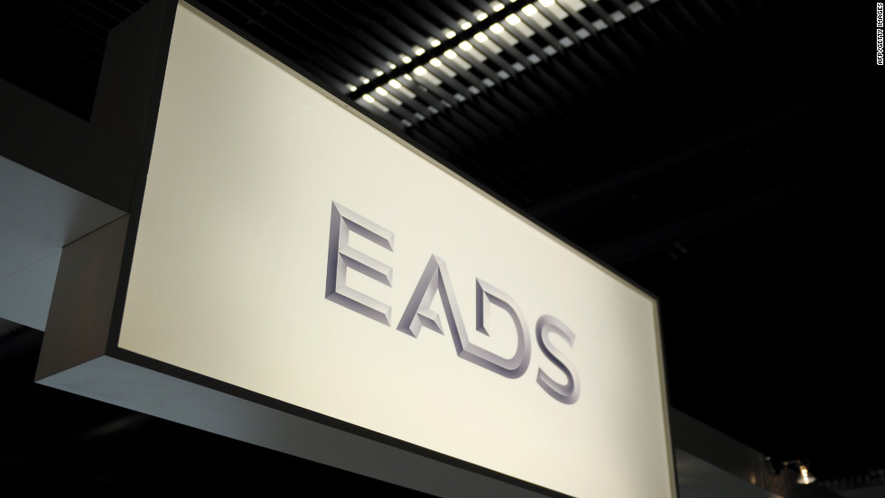 Arguably the buggest aviation story of the year, EADS CEO Tom Enders' proposed merger between EADS and Britain's BAE Systems failed to eventuate.