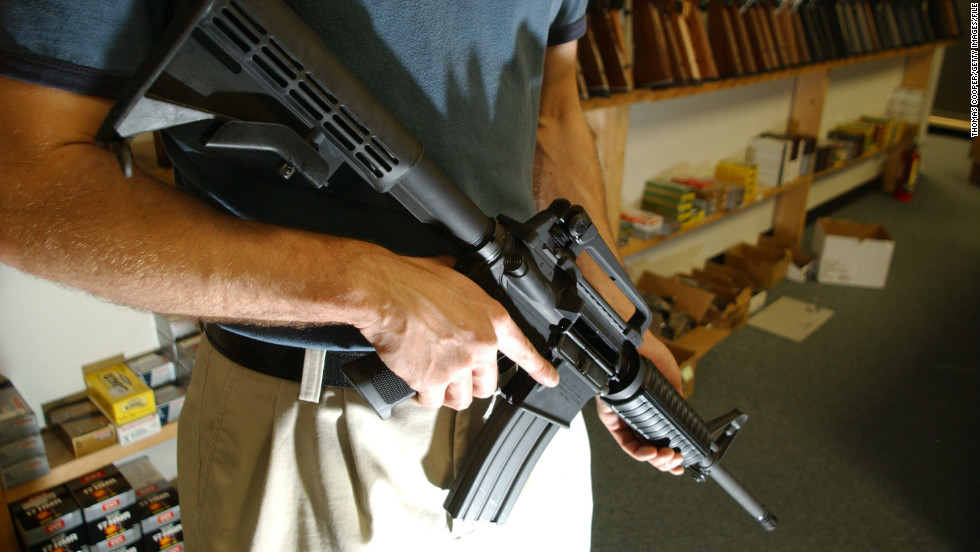 In some home-protection situations, fans say, military-style rifles are generally more accurate than handguns. Rifles are generally easier to learn how to shoot, say military-style rifle owners.