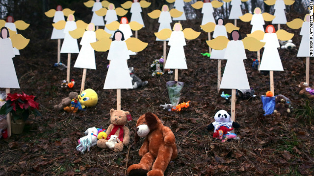 Possible motive in Newtown shooting