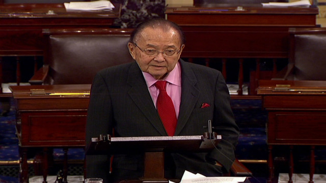 2011: Sen. Inouye remembers Pearl Harbor