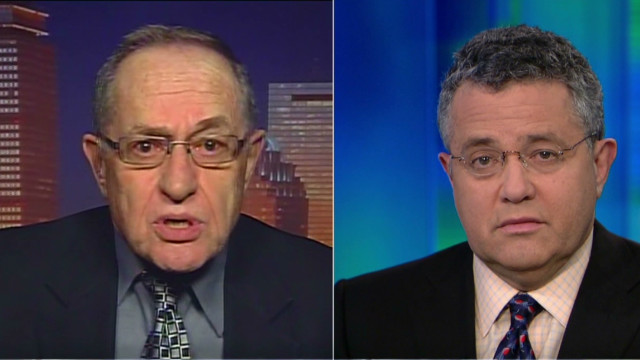 Dershowitz: 'NRA is buying their facts'