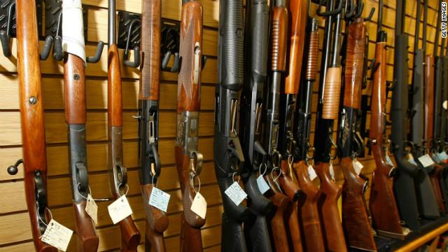 Advocate: Ban gun control laws