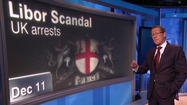 Libor scandal fallout