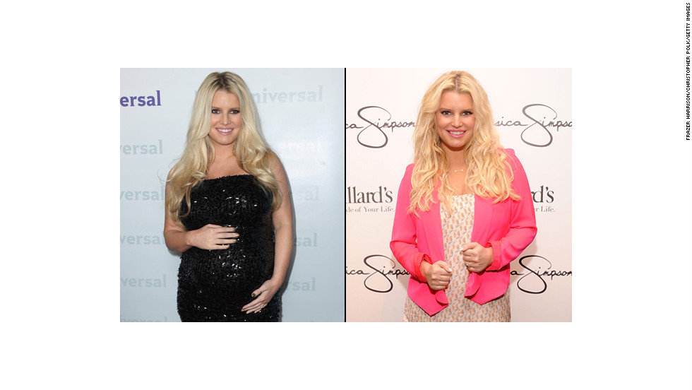 "Jessica Simpson has been pretty open about the difficulty she's had shedding the pounds since she gave birth in May. But she celebrates her 50-pound weight loss in a <a href=""http://www.youtube.com/watch?v=MFhPXfuMkcw"" target=""_blank"">new Weight Watchers commercial </a>while not yet responding to reports that she is <a href=""http://marquee.blogs.cnn.com/2012/11/28/jessica-simpsons-rep-no-comment-on-pregnancy-report/"" target=""_blank"">once again expecting</a>."