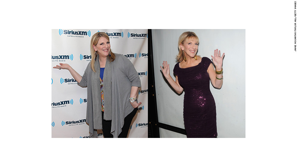 "Lisa Lampanelli said she <a href=""http://marquee.blogs.cnn.com/2012/10/02/comedian-lisa-lampanelli-loses-80-pounds"" target=""_blank"">underwent surgery</a> to help her shed 80 pounds and give her a new look."