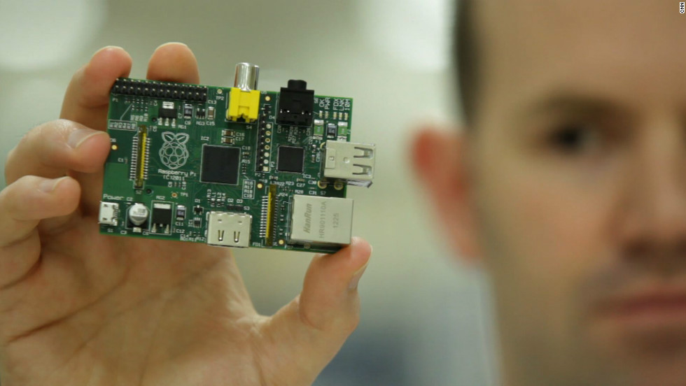Resembling little more than a credit card-sized scrap of exposed circuit board, the Raspberry Pi is a fully programmable PC that runs a free, open-source Linux operating system, plugs into any TV, can power 3D graphics and connects to the Internet.