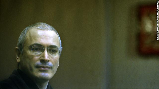 Yukos ruling a $50B blow to Putin