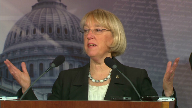 Sen. Murray cracks wise on Plan B bill