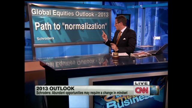 2013's fiscal future