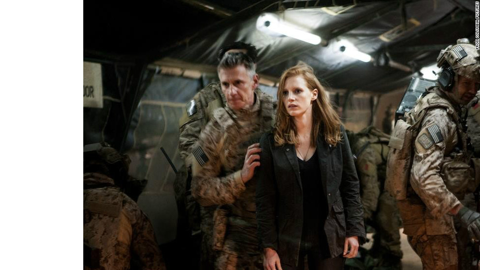 Don't let the controversy over torture scenes put you off: Kathryn Bigelow's gripping, lean and anguished account of the hunt for Osama bin Laden is designed to stir soul-searching. Jessica Chastain has won raves as a CIA agent who leads the search.