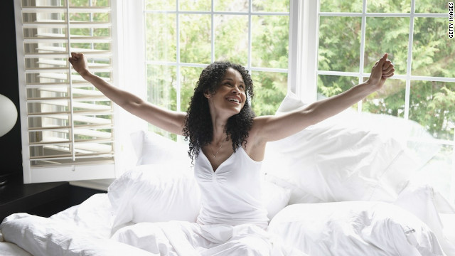 Artificial or natural light can help you optimize your body's natural wake-up processes, experts say.
