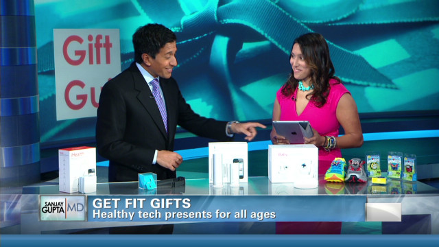 Get fit gifts for the whole family