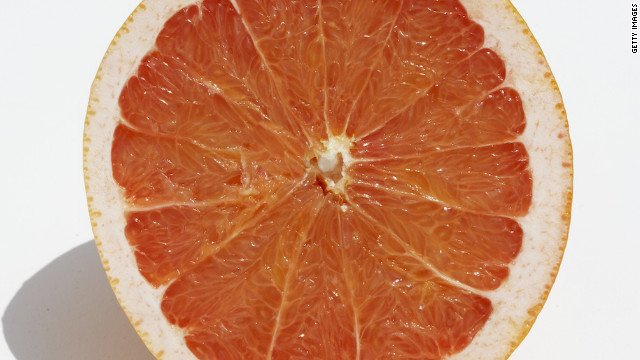 Celebrities Jessica Simpson and Lauren Conrad are grapefruit fans.