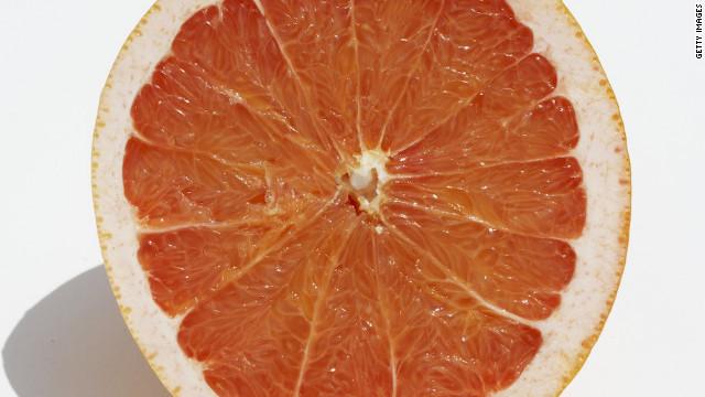 Celebrities Jessica Simpson and Lauren Conrad are grapefruit fans.
