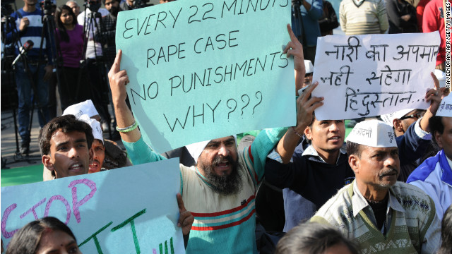 Women on alert after gang rape in India