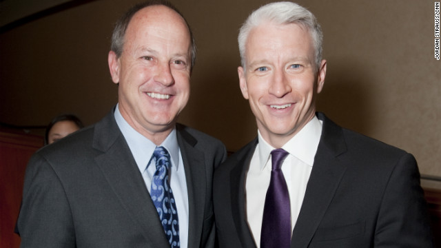 "Anderson Cooper tweeted: ""He is a great guy, and has done tremendous things for CNN. I will miss him very much."""