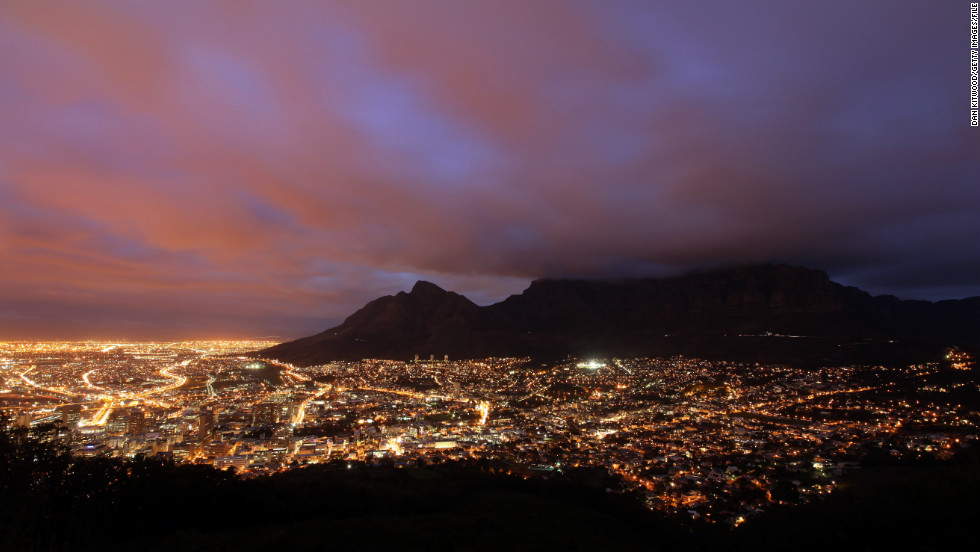 Patrick Oppmann, a CNN correspondent in Havana, Cuba, would like to see South Africa on his next visit to the continent. The stories of the country's emergence from the Apartheid era, plus the natural beauty of places like Cape Town's Table Mountain, are calling to him.