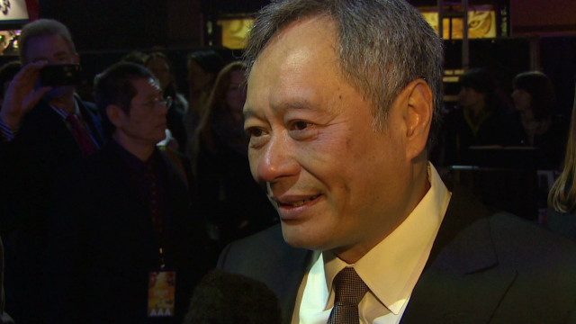 Ang Lee surrenders to 'Movie Gods'