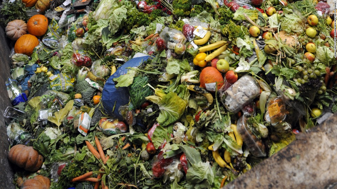 """Around 1.3 billion tons of edible food is lost or wasted every year,<a href=""""http://www.fao.org/resources/infographics/infographics-details/en/c/414385/"""" target=""""_blank""""> according to the FAO</a>."""
