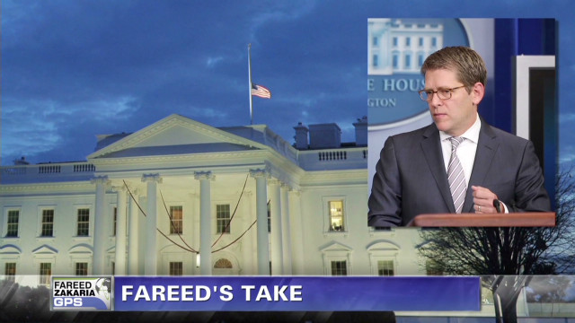 Fareed's Take: Gun control