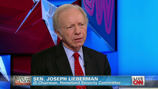 Lieberman on America's gun culture