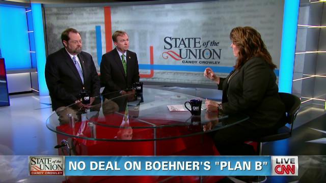 No deal on Boehner's Plan B