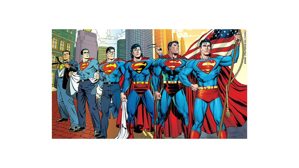 "In 2011, Superman decided he would no longer be a citizen of the United States after his attempts to settle conflicts in the Middle East got him in hot water with the government. It was a big deal for the onetime protector of ""truth, justice and the American way."""