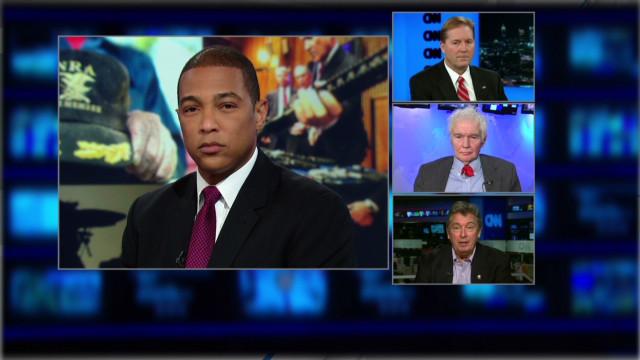 Fiery debate over guns in America