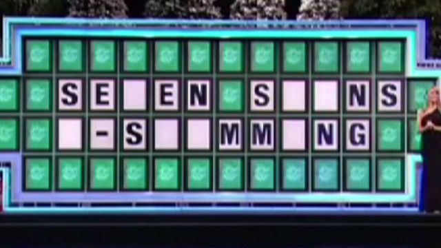man solves wheel of fortune puzzle in one guess cnn video