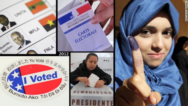 2012 elections returned familiar faces