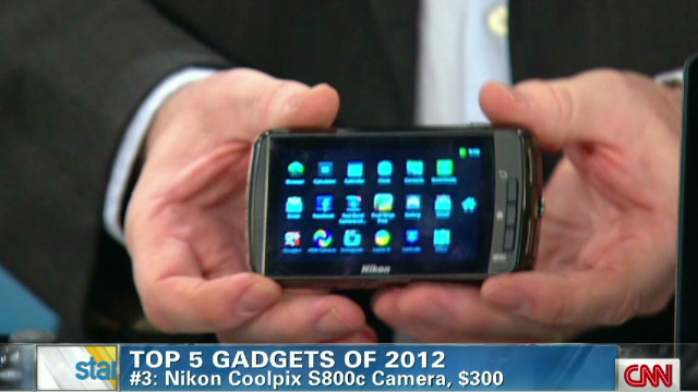 Top 5 gadgets of 2012