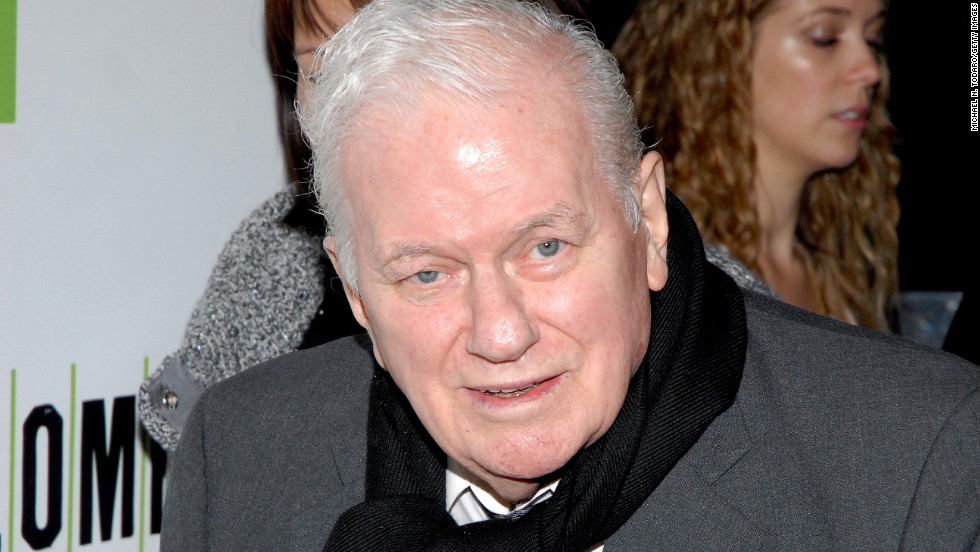 "Character actor Charles Durning died on Christmas Eve at the age of 89, according to his family.  Durning attends the opening night of ""Lombardi"" on Broadway at the Circle in the Square Theatre on October 21, 2010, in New York City."