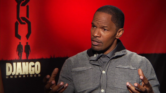 Jamie Foxx: 'Django' controversy is good