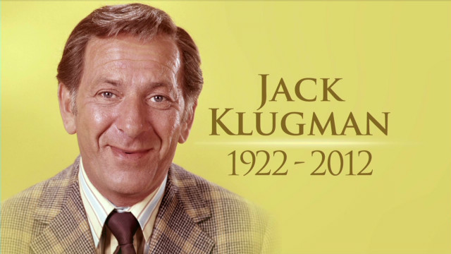 Remembering Jack Klugman