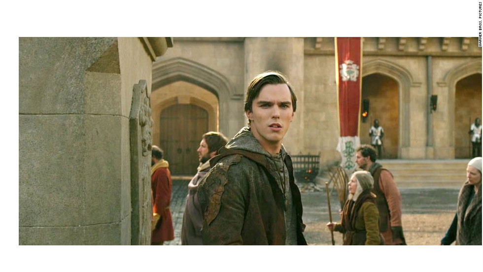 "Originally billed as ""Jack and the Giant Killer,"" ""Slayer"" will hit theaters on March 1. Director Bryan Singer's take on the ""Beanstalk"" fairytale stars Nicholas Hoult, Stanley Tucci and Ewan McGregor. Though the film's trailer doesn't put much emphasis on the love story, Jack's mission to save Princess Isabelle (Eleanor Tomlinson) has got to count for something."