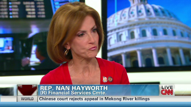 GOP Rep.: I want fiscal cliff averted