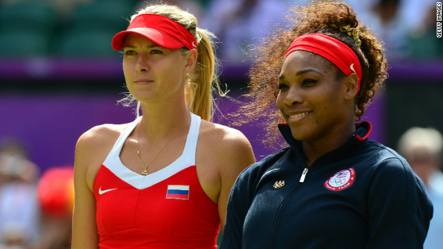 Maria Sharapova and Serena Williams are both expected to compete at the upcoming Brisbane International.