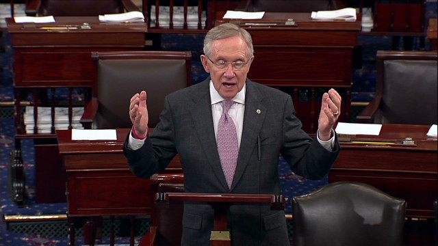 Reid: Boehner running  'dictatorship'
