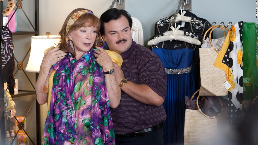 "A ""small"" movie that deserved a wider audience, Richard Linklater found something funny, sad, eccentric and timely in the true story about a mortician (Jack Black) who befriends but bumps off the richest and most spiteful woman (Shirley MacLaine) in a small Texas town, then proceeds to give away her money to bail out the local economy."