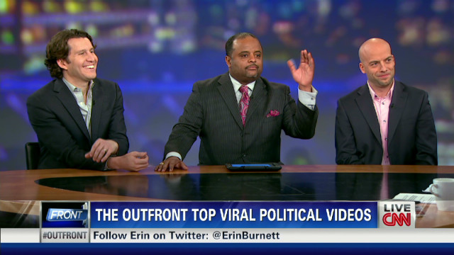 The top political viral videos of 2012
