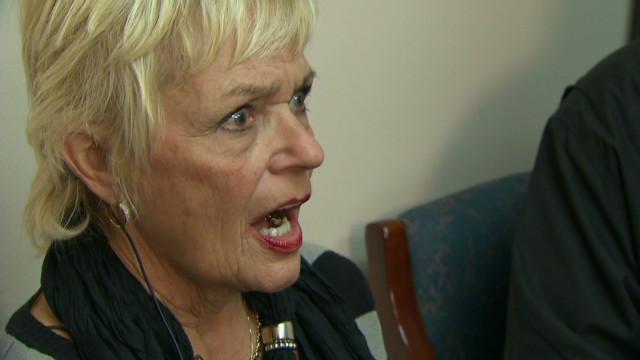 Cochlear implant allows grandma to hear